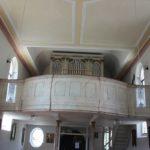 Orgel St Odilia Kirche Fischbach
