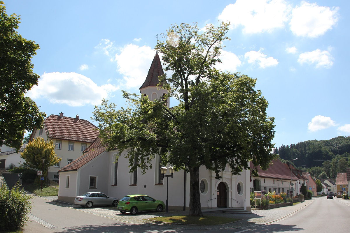 St Odilia Kirche Fischbach