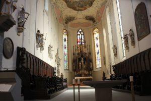 Chor St Stephan Konstanz