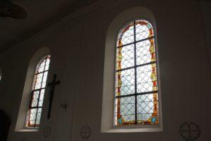 Fenster St Georg Untereggatsweiler
