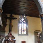 Gotische Fenster St Stephan Konstanz