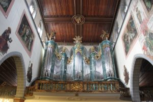 Orgel St Stephan Konstanz