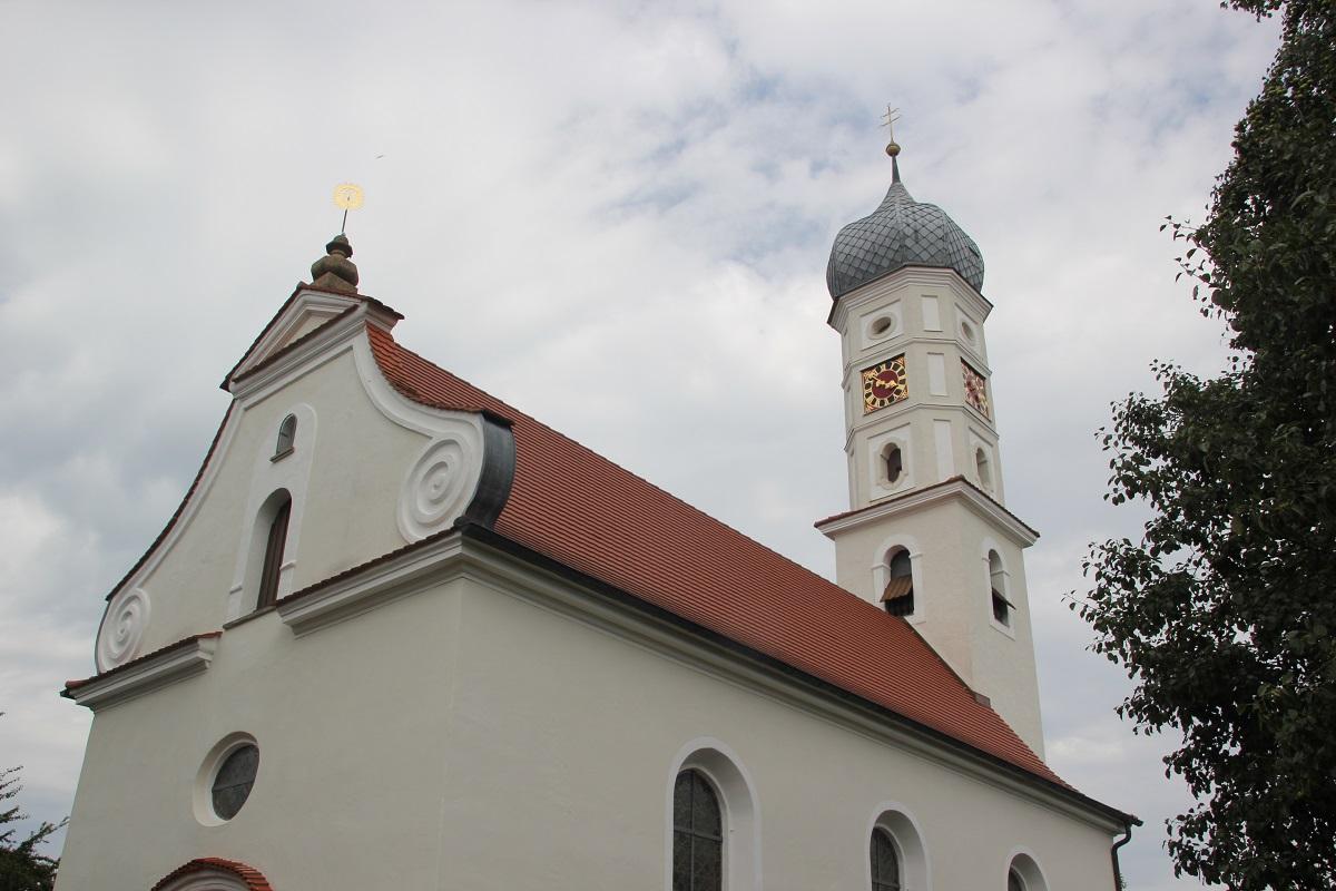 St Georg Untereggatsweiler
