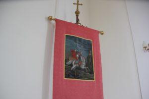 St Georgsstandarte St Georg Untereggatsweiler