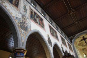 St Stephan Konstanz Wandmalerei