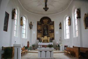 Chor St Albanus Burgrieden