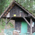 Huette am Ilgenweiher Niedernzell