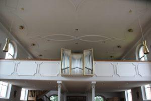 Orgel St Albanus Burgrieden