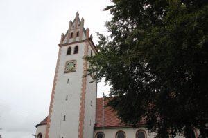 St Albanus Burgrieden