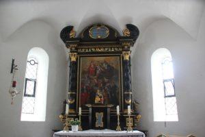 Altar Kapelle Gutshof Kaeppeler