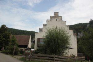 Alte Bauten Gutshof Kaeppeler