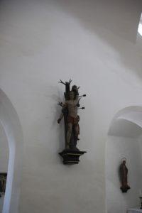 Heiligen Darstellung St Georg Gutshof Kaeppeler