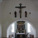 Kapelle Gutshof Kaeppeler Apsis