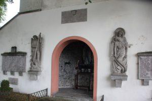 Lourdesgrotte St Jakobus Eggmannsried