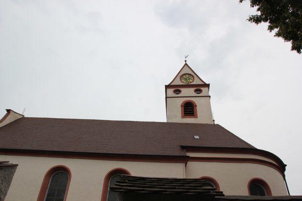 St Jakobus Eggmannsried