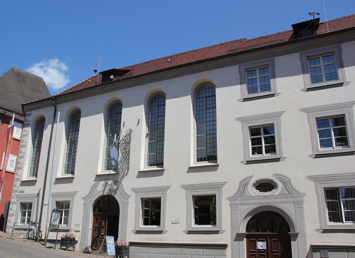 Ehemaliges Dominikanerinnenkloster und heutige Bibelgalerie Meersburg