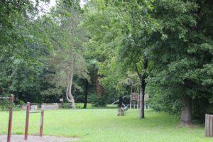 Spielplatz Bihlafingen Klettergerueste und mehr