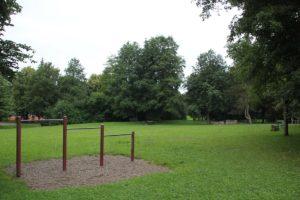Spielplatz Bihlafingen TrimmDich und Tischtennis