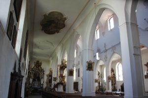 Barocke Franziskanerkirche Ueberlingen