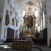 Chor Franziskanerkirche Ueberlingen