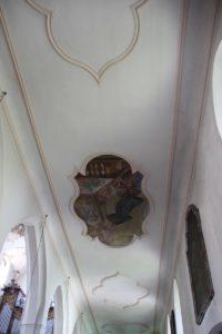 Deckenbildnisse Franziskanerkirche Ueberlingen