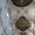 Deckengemälde Franziskanerkirche Ueberlingen