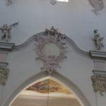 Rokoko Stuck Franziskanerkirche Ueberlingen